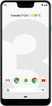Google Pixel 3 XL (64GB Clearly White) at £29.00 on Advanced 2GB (24 Month(s) contract) with UNLIMITED mins; UNLIMITED texts; 2000MB of 4G data. £35.00 a month (Consumer - Affiliate Price).