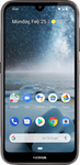Nokia 4.2 Dual SIM (32GB Black) on O2 Non-Refresh (24 Month(s) contract) with UNLIMITED mins; UNLIMITED texts; 1000MB of 4G data. £19.00 a month.